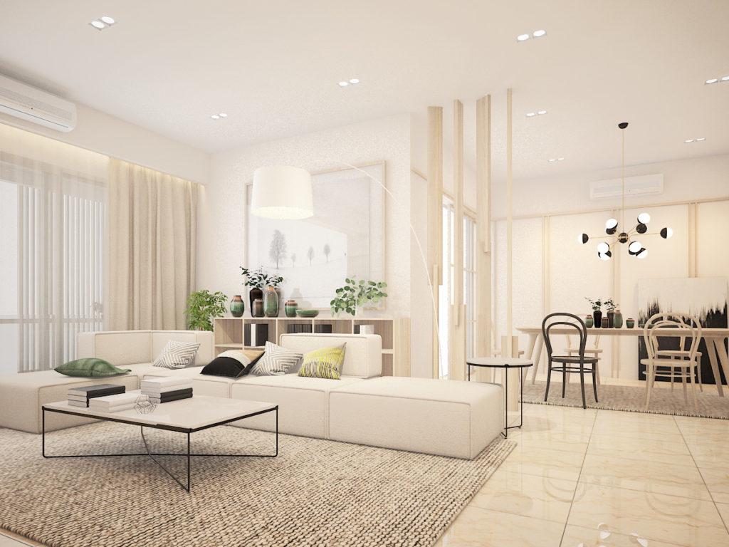 9 Madge Living area
